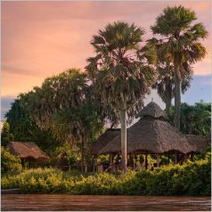 Tanzania - Selous Wilderness Camp